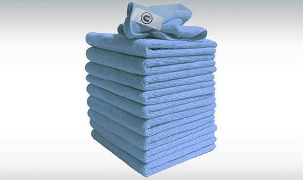 Discounted Cleaning Supplies Microfibre Cloths