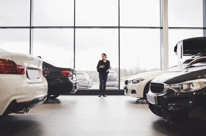 How The Automotive Industry Will Accelerate Online In 2021