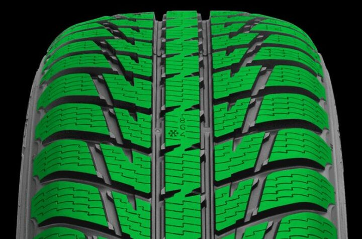 Automotive Green Tires