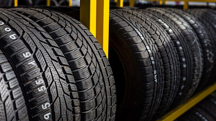 car industry tires