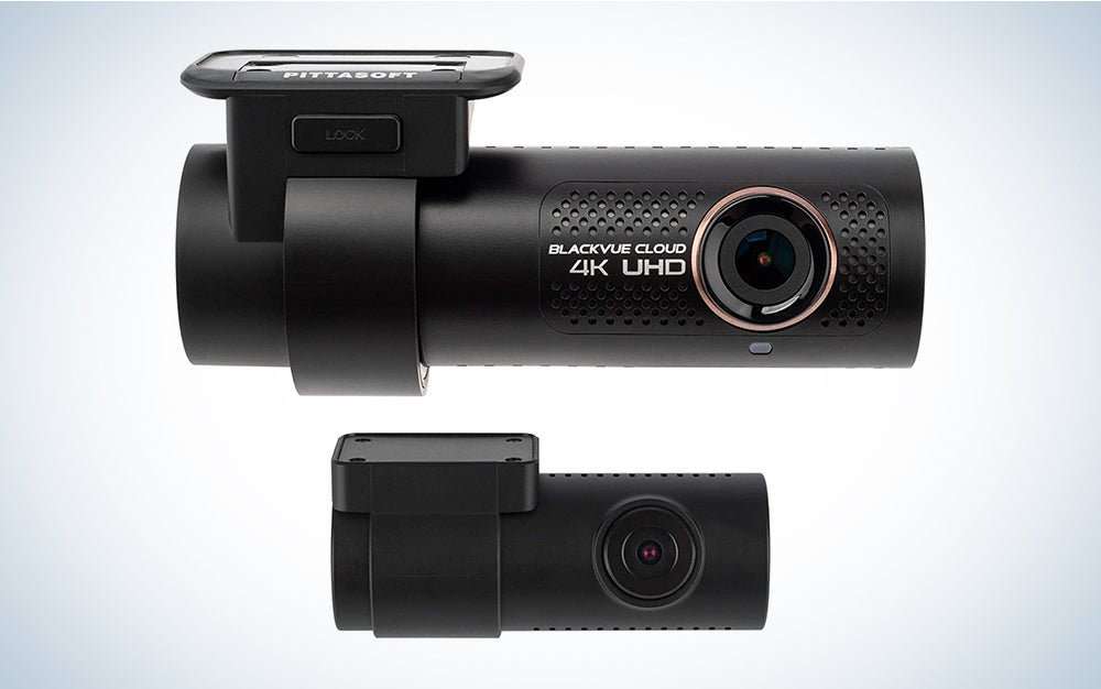 BlackVue DR900X-2CH with 256GB microSD Card | 4K UHD Cloud Dashcam | Built-in Wi-Fi, GPS, Parking Mode Voltage Monitor | LTE via Optional CM100 LTE Module is one of the best dash cams on the market.