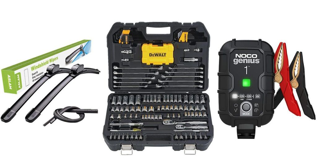 Best Prime Day car maintenance and accessory deals