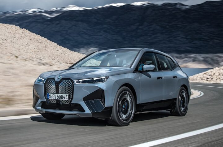 2022 BMW iX xDrive50 revealed in full detail, and an iX M60 is coming