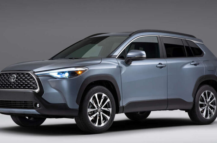 2022 Toyota Corolla Cross small SUV is latest version of the legendary car. Here are some details