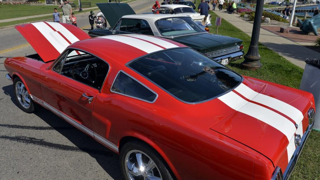 Car Show to Benefit Our Wounded Warriors set for Sept. 5 | Local News